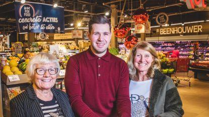 De familie Carrefour: moeder, dochter en kleinzoon hebben elk hun eigen supermarkt
