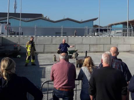 Vrouwen gezocht voor nieuwe brandweerkazerne Hengelo