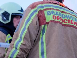 Brandweer rukt uit voor brandje in zekeringskast