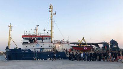 Ondanks dappere daad van jonge kapitein is toekomst van migranten aan boord van Sea Watch onzeker