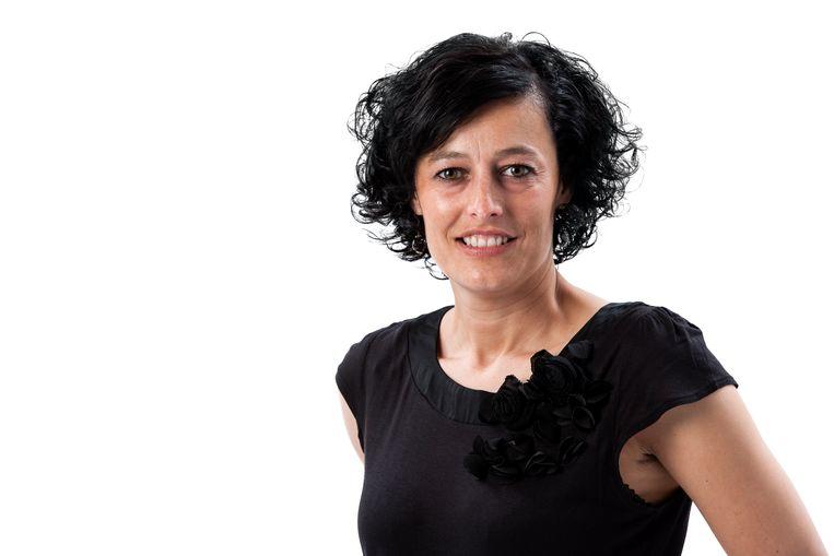 Schepen Ine Tombeur is blij dat N-VA de grootste partij blijft in Tienen.