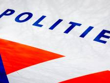 Politie en scholieren Nunspeet houden snelheidscontrole