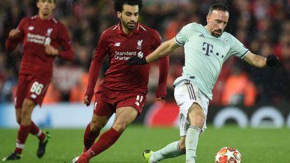 Geen goals in clash op Anfield: Bayern overleeft Liverpool-storm in eerste helft en houdt nadien makkelijk stand