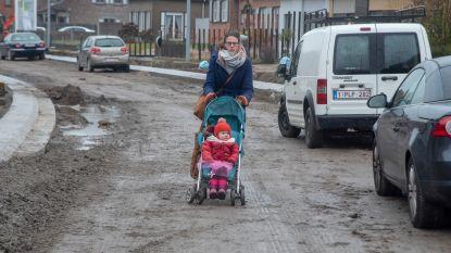 Al twee jaar ploeteren in Steentjestraat, bewoners klagen onveilige werf aan