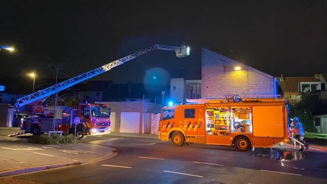 Auto uitgebrand in Stene, kwaad opzet niet uitgesloten
