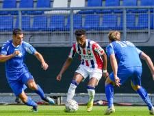 NEC-jeugdproduct Dani Theunissen aan de slag bij Helmond Sport