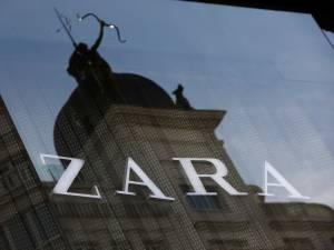 Vous pourrez bientôt réserver une cabine d'essayage chez Zara via l'application