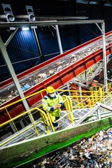 Dankzij deze machine hoeven Rotterdammers geen plastic en blik meer te scheiden