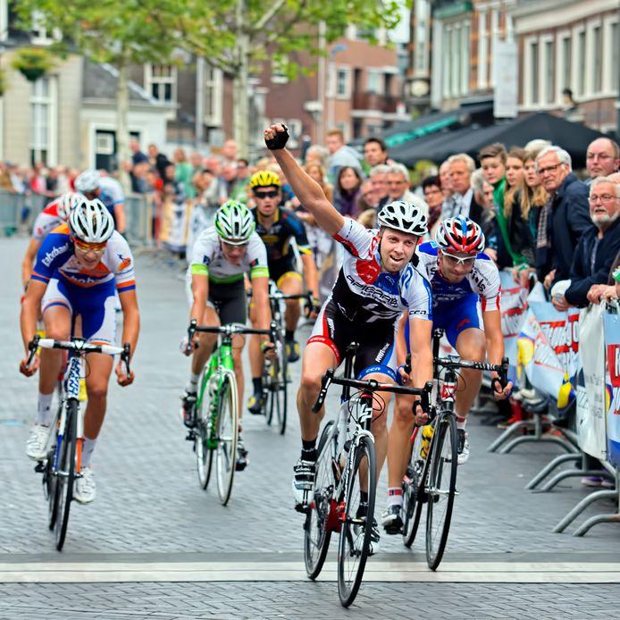 Tjarco Cuppens zegevierde in 2013 in de allereerste editie van het Hart van Oosterhout, de opvolger van de Ronde van de Molen.
