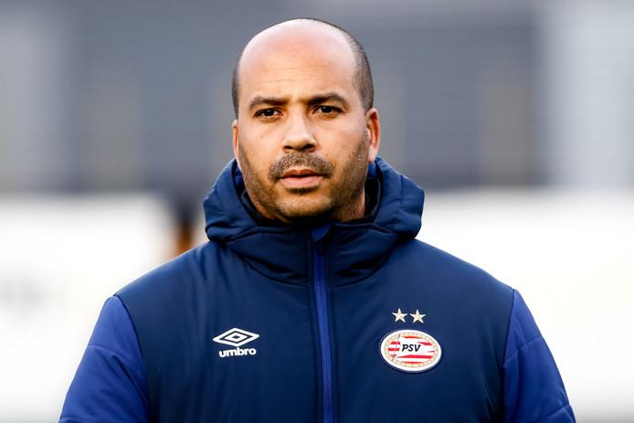 Jong PSV-coach Pascal Jansen.