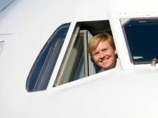 Piloten ontstemd: waarom vliegt koning niet met KLM?