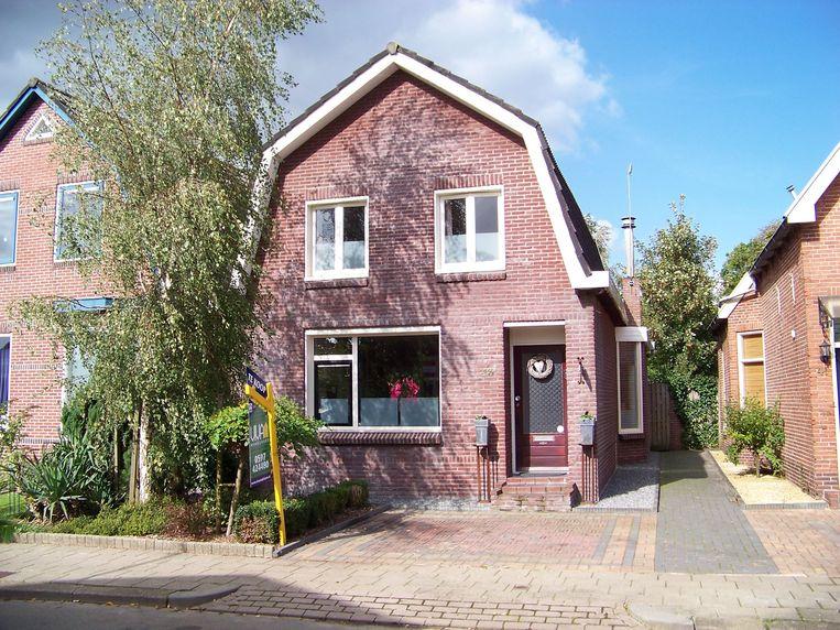Dwingelooweg 43, Winschoten. Beeld null