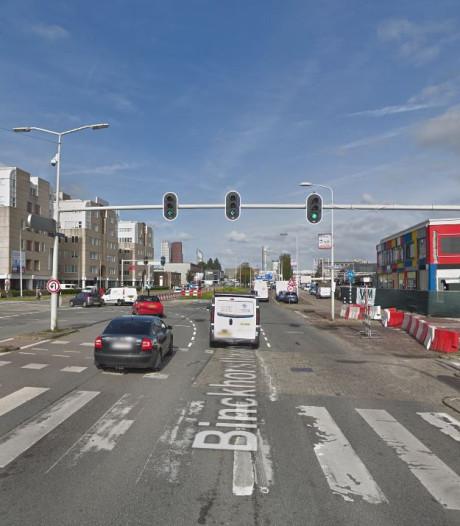 Kruising Binckhorstlaan en Mercuriusweg vanaf morgen twaalf dagen dicht