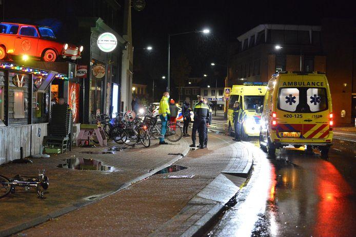 Bij het tv-programma Opsporing Verzocht werd dinsdagavond aandacht besteed aan de aanrijding van cafébezoekers in Rijsbergen.
