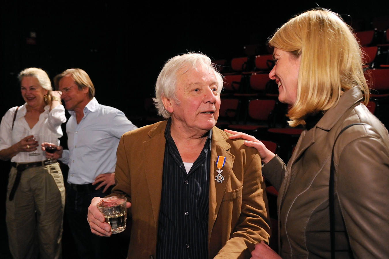 Onderscheiding voor acteur eric van der donk arnhem gelderlander.nl