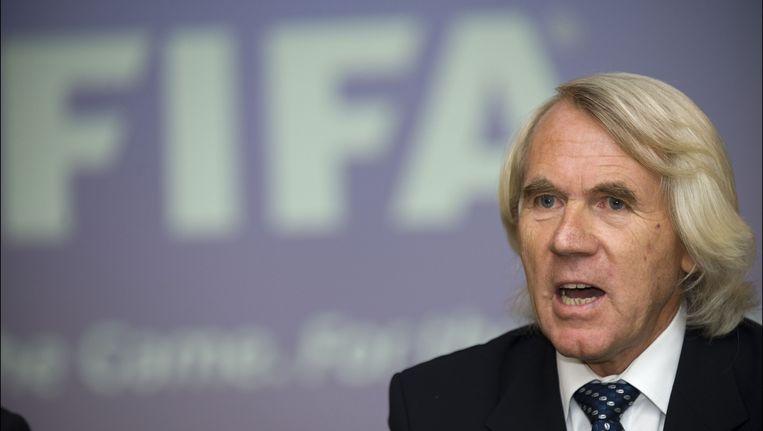 Jiri Dvorak, topadviseur van het medisch comité van de FIFA.