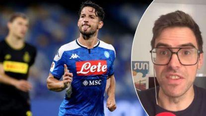 """Geeft 122ste goal Dries Mertens laatste contractzetje? """"Misschien krijgt hij na carrière meteen functie binnen Napoli aangeboden"""""""