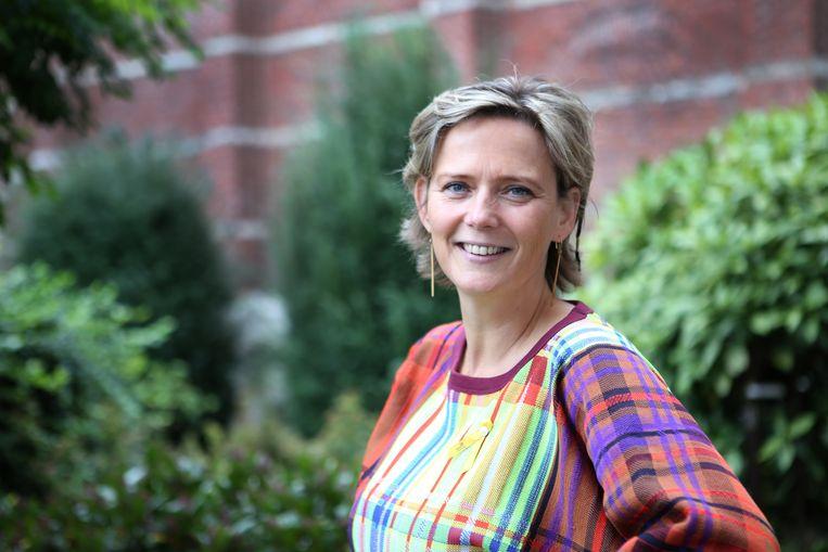 Burgemeester Katrien Partyka is nog steeds in de running als voorzitter van CD&V.