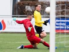 FC Lienden ook in 2020 niet scherp voor het doel