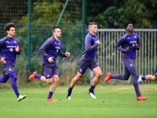 Nouveau cas de Covid-19 à Anderlecht, le match amical contre Dormtund annulé