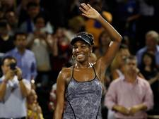Venus Williams naar halve finales Miami Open