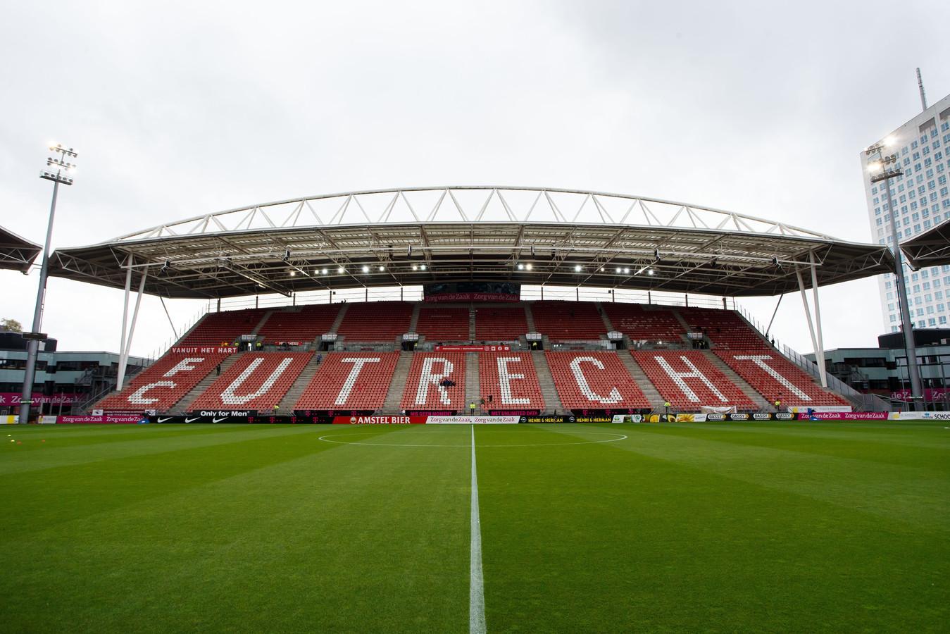 Stadion Galgenwaard.