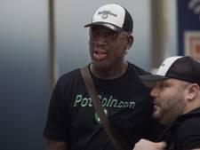 NBA-vedette Dennis Rodman opnieuw opgepakt voor rijden onder invloed