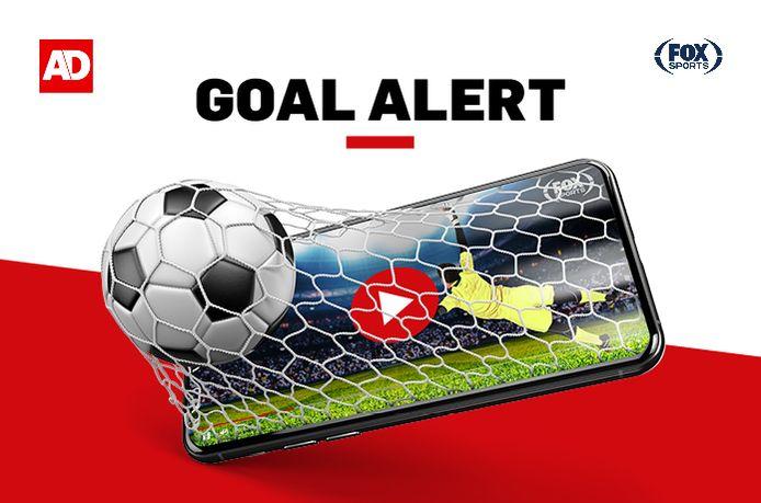 Goal Alert van AD.nl en Fox