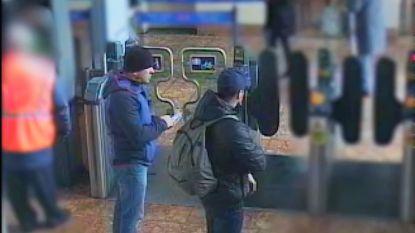 Britse politie verspreidt nieuwe beelden van verdachten in zaak-Skripal