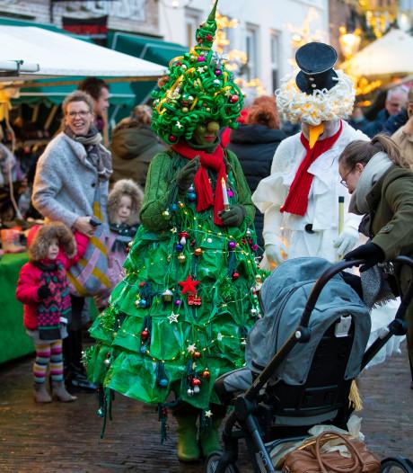 """Veel """"Kerstreuring"""" in Heusden met de Jostiband, Candlelight Shopping en het Lichtfestival"""