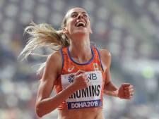 Tot aan Tokio hebben alle weken van atlete Susan Krumins een kleurtje