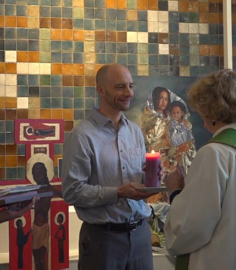 Amerikaanse predikers steunen familie Tamrazyan met speciale kerkdienst