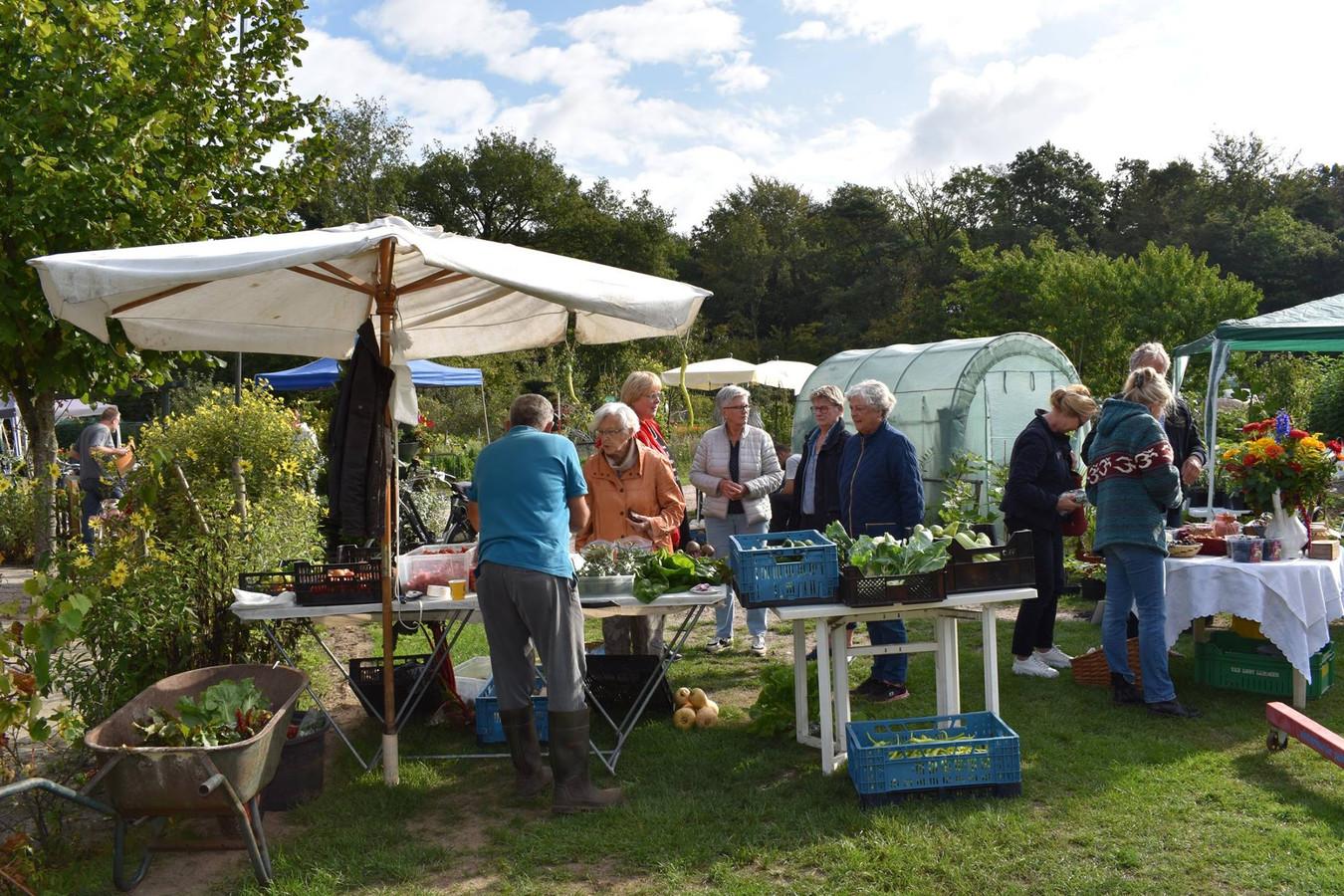 Tuinvereniging De Jipkesbelt houdt zaterdag het eerste open huis van het nieuwe seizoen.