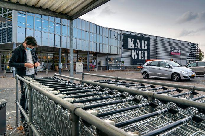 Alle winkels van Karwei en Gamma blijven dicht op Tweede Kerstdag.
