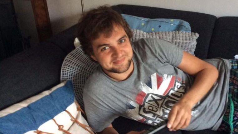 De 27-jarige David Swart kwam bij de brand in de flat in Diemen om het leven Beeld -