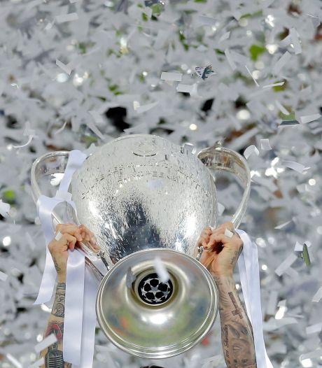 Madrid staat open voor overnemen Champions Leaguefinale