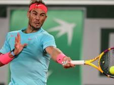 Nadal over onverantwoord speelschema: 'Dit snap ik echt niet'