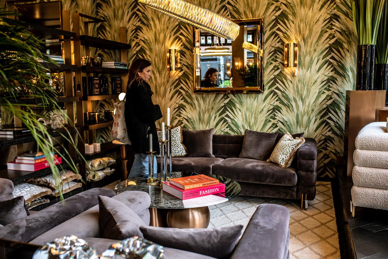 Eichholtz X Decor Amsterdam, Overtoom 426. Beeld Nosh Neneh