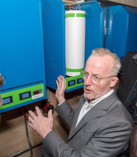 Zonder gas je huis verwarmd: Ecoliner uit Hardenberg zwaar onder vuur