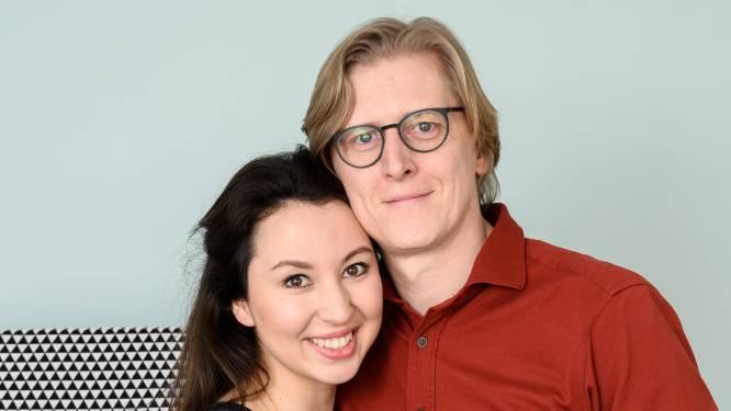 'Blind Getrouwd'-deelnemers Stijn en Nuria verwelkomen tweede kindje
