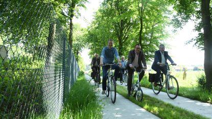 Nieuw Magdalenapad brengt fietsgordel weer dichterbij