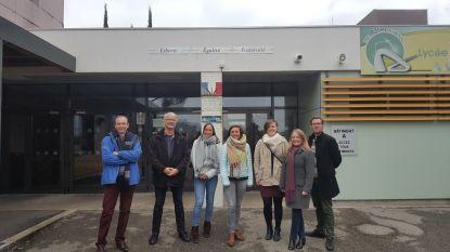 Koninklijk Atheneum en middenschool surfen mee op nieuwe Vlaamse Erasmusgolf