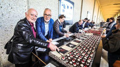 Oostende viert negentigste verjaardag Raoul Servais