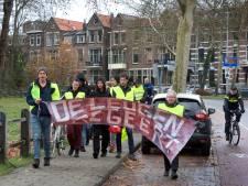 Demonstratie Gele Hesjes in Arnhem telt twaalf deelnemers
