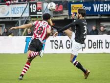 Schroefje uit knie gehaald bij Willem II'er Azzaoui