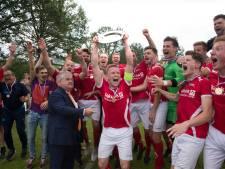 Unieke prestatie: AZSV 2 is landskampioen