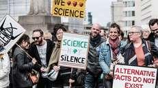 fotoreeks over Mars voor de wetenschap trekt door Brussel