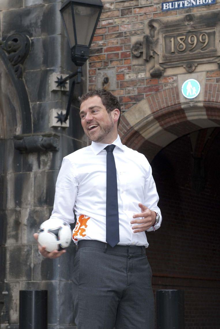 Klaas Dijkhoff Beeld