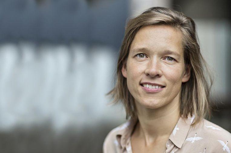 Liesbeth van der Grift. Beeld