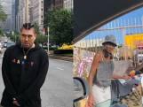 Hartverwarmende beelden tonen hoe dakloze vrouw letterlijk in de bloemetjes wordt gezet